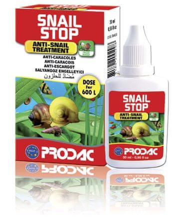 Prodac pripravek za odstranjevanje polžev Snail Stop, 30 ml