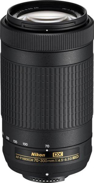 Nikon Nikkor 70-300MM F/4.5-6.3G ED AF-P DX