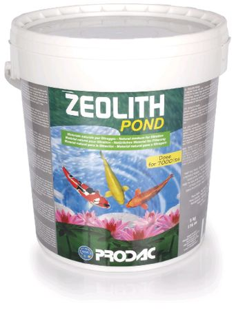 Prodac sredstvo za filtracijo Zeolith Pond, 5 kg