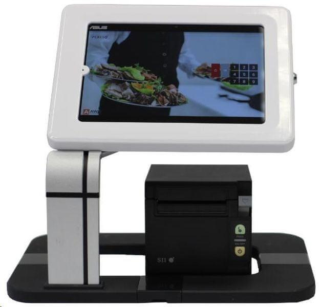 """EET Cube dotyková pokladna 10"""" vč. prodejního SW Pexeso + BT pokladní tiskárny"""
