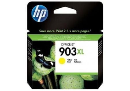 HP kartuša 903XL High Yield Yellow Ink Cartridge