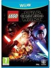 Warner Bros Lego Star Wars: The Force Awakens (WIIU)