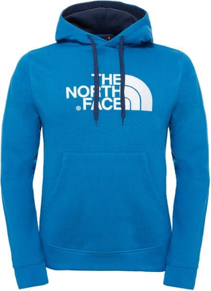 The North Face M Drew Peak Pullover Hoodie Banff Blue S