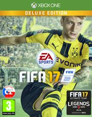 EA Sports Fifa 17 Deluxe edition / Xbox One