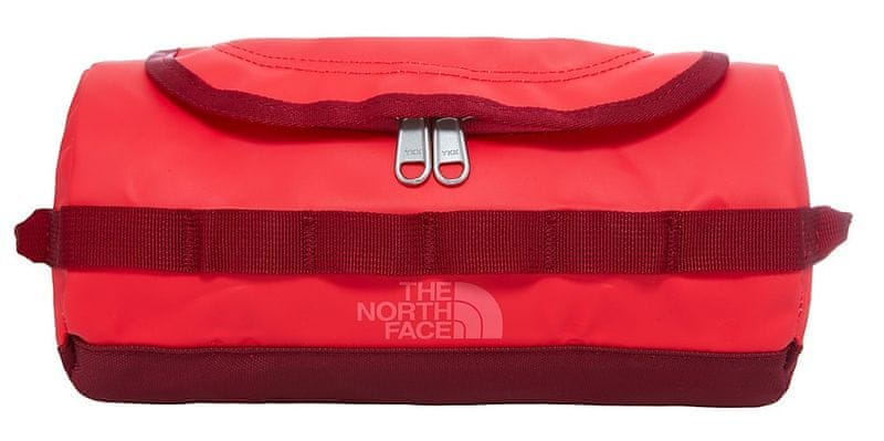 The North Face Bc Travel Canister- S Melon red/Calypso coral Os