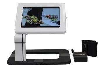 """EET Cube dotyková pokladna 10"""" vč. prodejního SW Pexeso + mobilní Bluetooth tiskárna"""