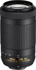 Nikon Nikkor 70-300MM F/4.5-6.3G ED AF-P DX VR - rozbaleno