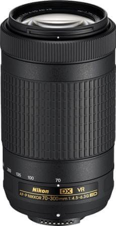 Nikon objektiv Nikkor AF-P DX 70-300/4.5-6.3 G ED VR
