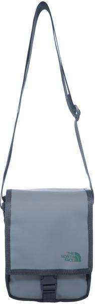 The North Face Bardu Bag Zinc grey/Duck green Os