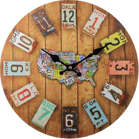 TimeLife zegar ścienny TL-163D11