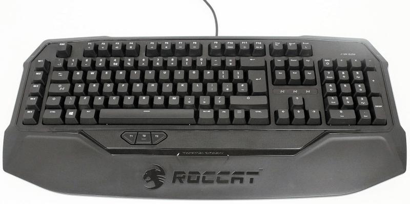 Roccat Ryos MK Glow, Gaming Keyboard CZ