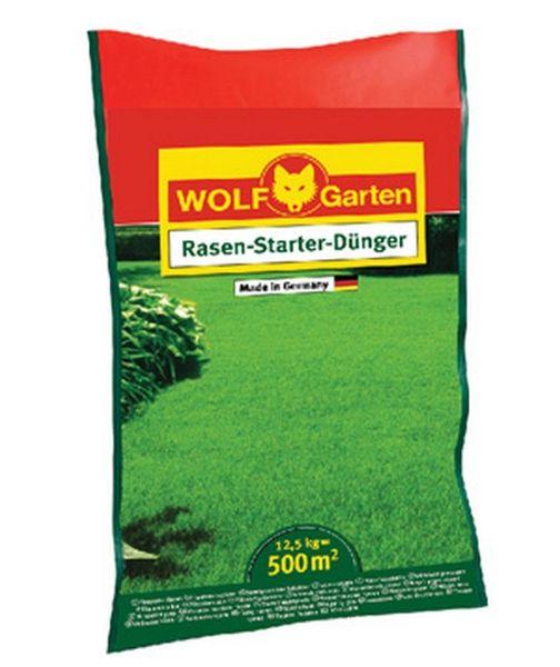 Wolf - Garten Startovací hnojivo na trávník LY-N 500 -