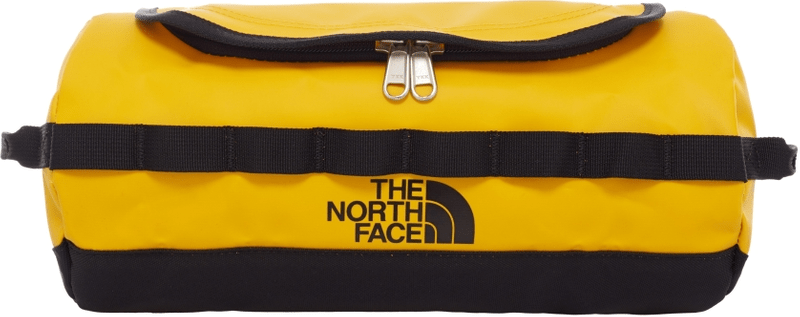 The North Face Bc Travel Canister- L Sumit gold/TNF black Os