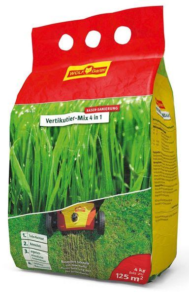 Wolf - Garten VERTIKUTAČNÍ-MIX 4-1 - organické minerální hnojivo