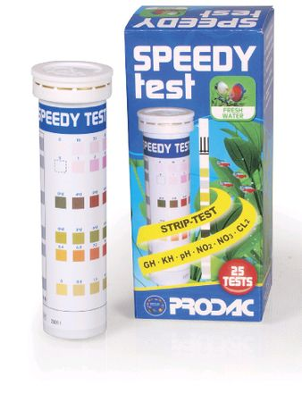 Prodac Speedy test 6 v 1