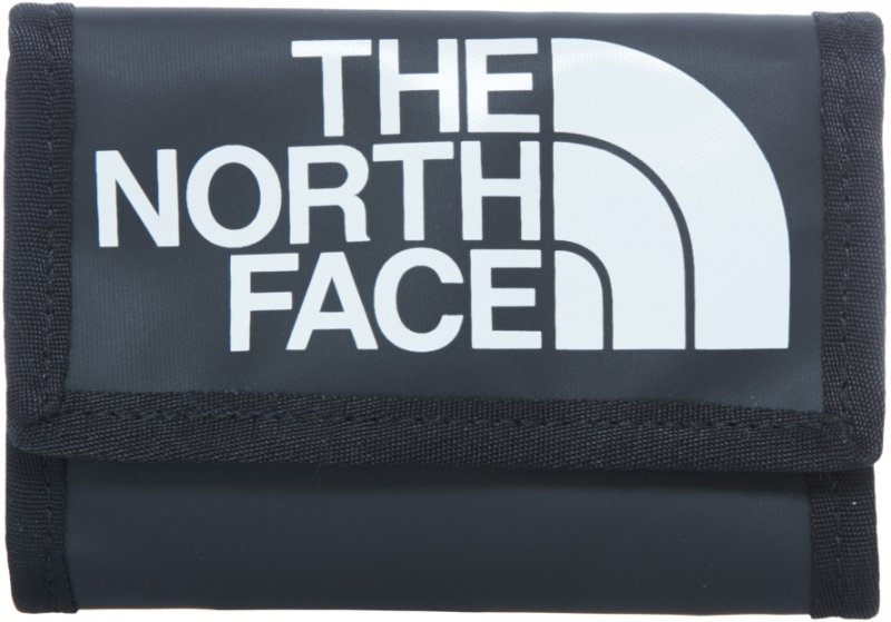 The North Face Base Camp Wallet Tnf black/tnf white Os