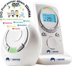 Babysense SC-210 + Dárek DVD - První pomoc dětem