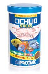 Prodac Cichlid Sticks Haleledel, 450g