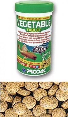 Prodac hrana za ribe Vegetable Tablet, 60 g