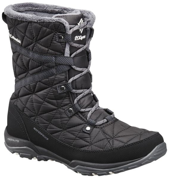 Columbia Loveland Mid Omni-Heat Black/SeaSalt 5 (36)
