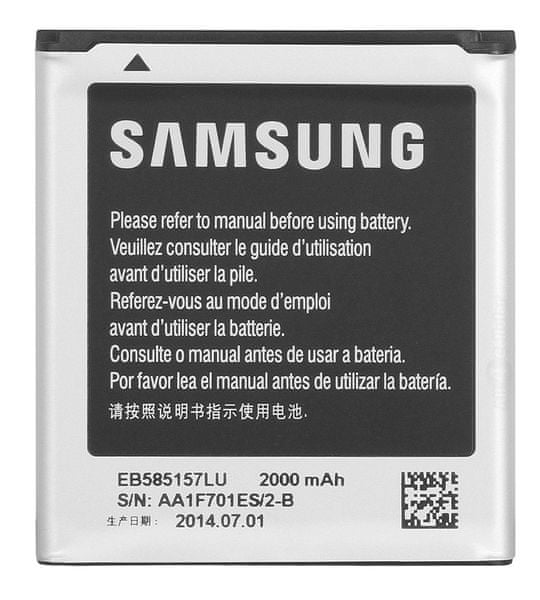Samsung baterie, EB585157LU, Li-Ion, 2000 mAh, Bulk