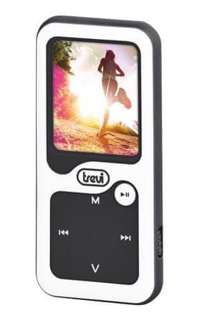Trevi MPV 1780 SB + 8 GB karta, bílá/černá