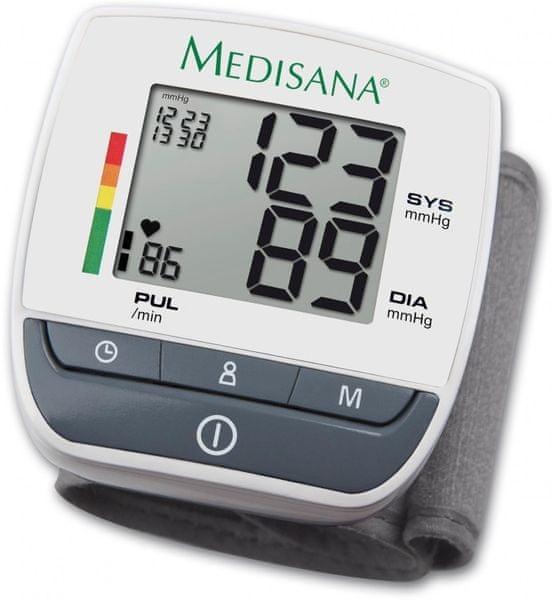 Medisana BW 310 Tlakoměr na zápěstí