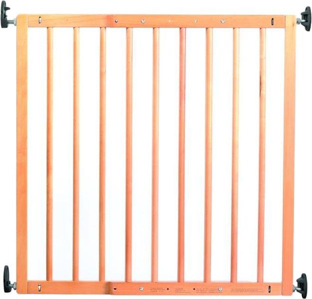 Reer Zábrana Basic Simple-Lock, dřevěná