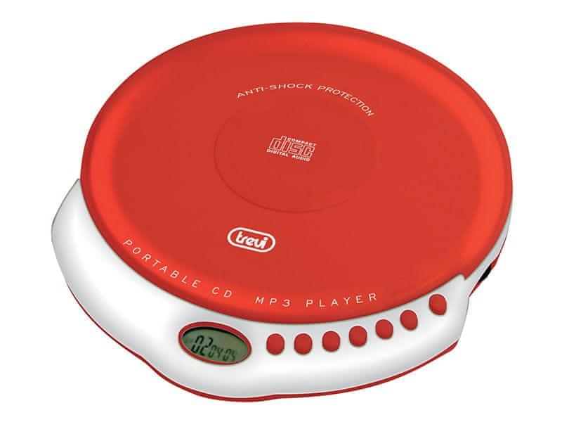 Trevi CMP 498 RD, bílá/červená