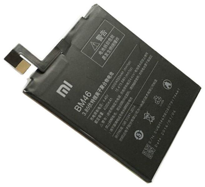 Xiaomi baterie, BM46, 4000mAh, Bulk