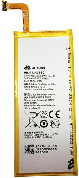 Huawei baterie, HB3742A0EBC, 2000mAh, Li-Pol, BULK