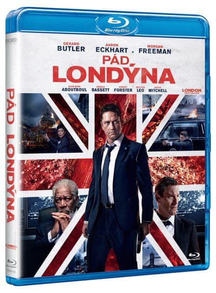 Pád Londýna - Blu-ray