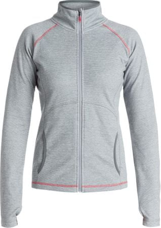 Roxy Harmony Lurex J Mid Heather Grey S