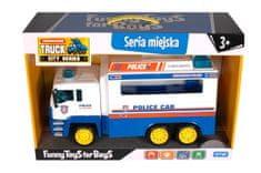 Artyk Auto frykcja policja 36 cm X-FT-ZA0016