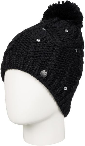Roxy Shooting Star Beanie J Hats True Black