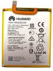 Huawei Akkumulátor, HB416683ECW, 3450mAh, Li-Pol, BULK