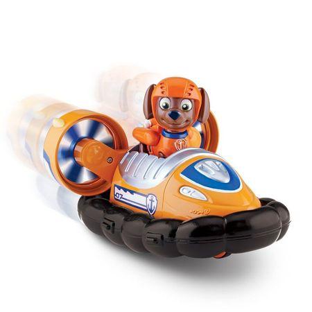 Cobi Pojazd z figurką Zuma & Poduszkowiec Psi Patrol 16601