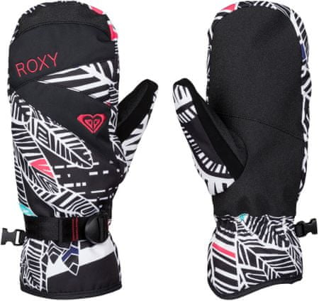 ROXY Jetty J Mitten Ha-Hui True Black M