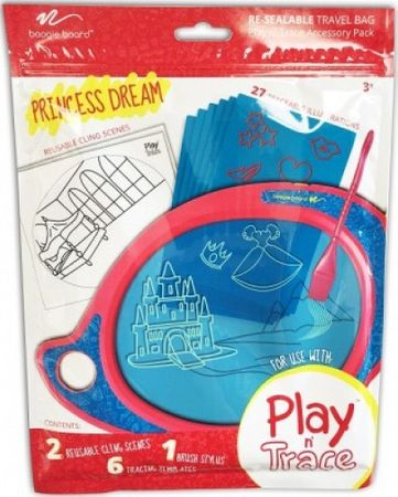 Boogie Board Play and Trace accessory pack - Princess Dream