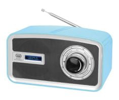Trevi DAB 792 Hordozható rádió