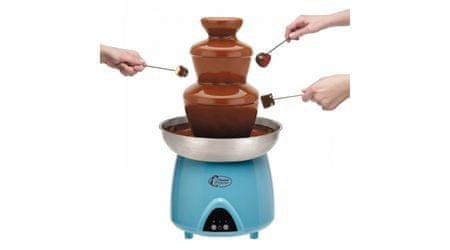 Bestron DUE4007 Csokoládé szökőkút