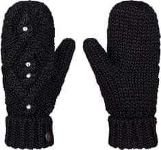 Roxy rokavice Shooting Star Mitten J, črna