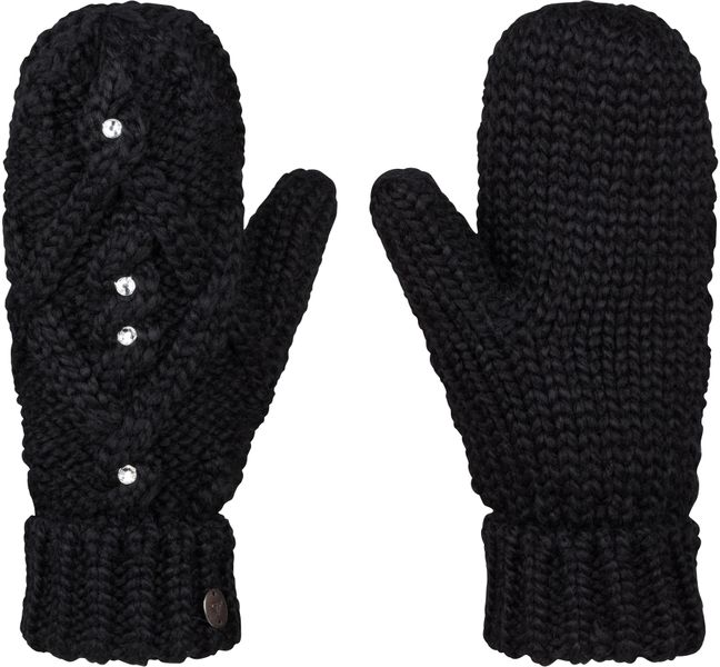 Roxy Shooting Star Mitten J True Black
