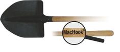 J.A.D. TOOLS MacHook lopata špičatá (srdcovka) černá