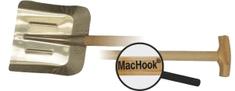 J.A.D. TOOLS MacHook hliníková lopata malá 80040