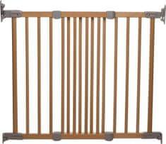 BabyDan Barierka na drzwi Flexi Fit, buk 69 - 106,5 cm