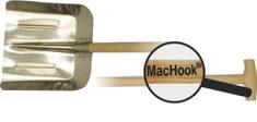 J.A.D. TOOLS MacHook aluminijasta velika lopata 80042