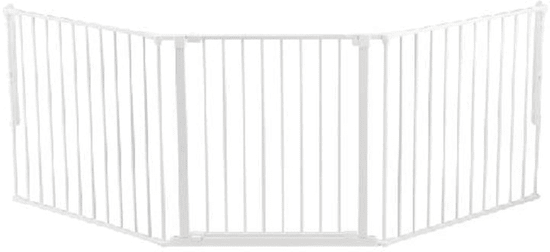 BabyDan Prostorová zábrana New Flex L 90-225 cm