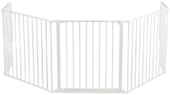 BabyDan Prostorová zábrana New Flex XL 90-270 cm - rozbaleno