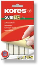 Lepicí guma Gumfix Kores 50 g - 84 ks